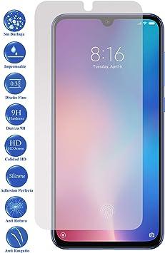 Todotumovil Protector de Pantalla Xiaomi Mi 9 SE Mi9 SE Mi9SE de Cristal Templado Vidrio 9H para movil: Amazon.es: Electrónica