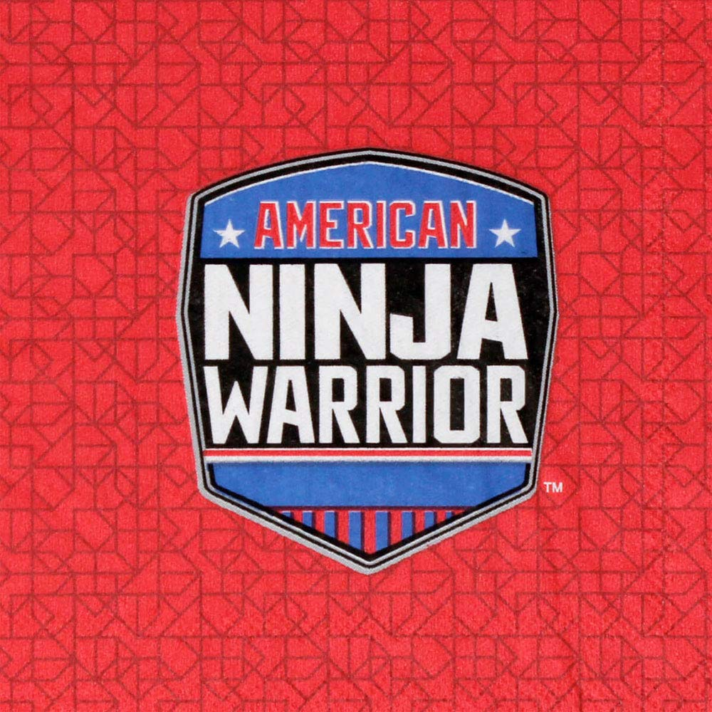 Amazon.com: American Ninja Warrior Napkins - Pack of 20 ...