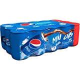 Pepsi, Carbonated Soft Drink, Cans, 15 x 155 ml