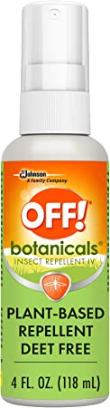 OFF! Botanicals Mosquito and Insect Repellent Spray