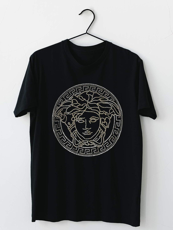 t shirt versace medusa