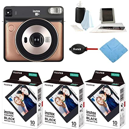 Amazon com : Fujifilm instax Square SQ6 Instant Camera