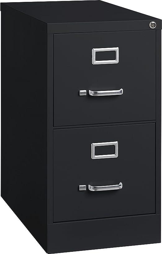 Amazon.com: Lorell 2 cajones para archivo con vertical, 15 ...