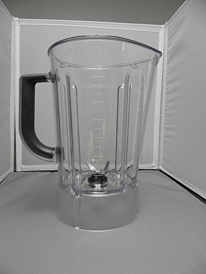 amazon com kitchenaid w10514649 blender jar assembly genuine