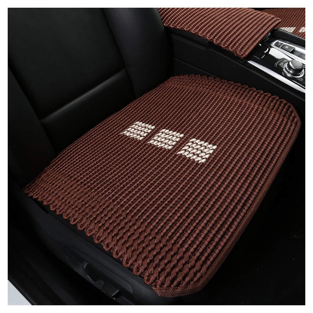 1 Stck Color : Blue L.TSA Auto Sitzauflage Autositzbez/üge Set Innere Schutzh/ülle K/ühlung Matte Atmungsaktiv Hand Gemacht Zum Autozubeh/ör Zuhause