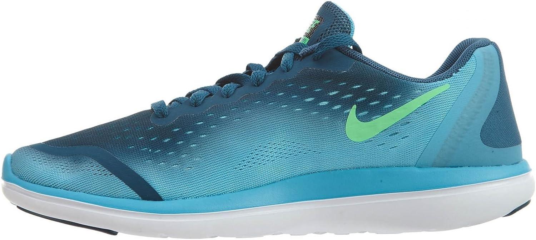 Nike Flex 2017 RN (GS), Zapatillas de Running para Niños, Azul (Azul/(Legion Blue/Black/Chlorine Blue) 000), 37.5 EU: Amazon.es: Zapatos y complementos