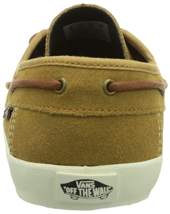 9bbc7cb8a5 Vans Men s Chauffeur Suede Dijon Flannel Shoes (10.0 M US)  Amazon.ca  Shoes    Handbags