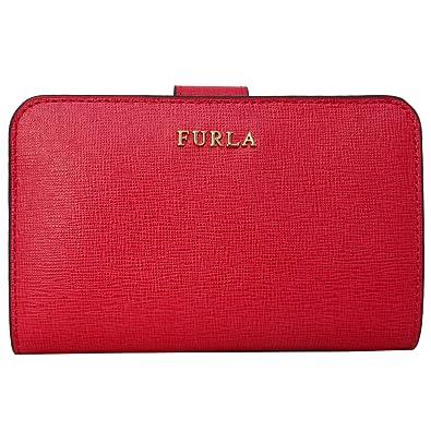 newest 33fe7 f960f Amazon | (フルラ) FURLA フルラ 財布 二つ折り財布 L字型 ...