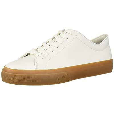 Vince Men's Farrell,wht/Hc Silkc Sneaker: Shoes