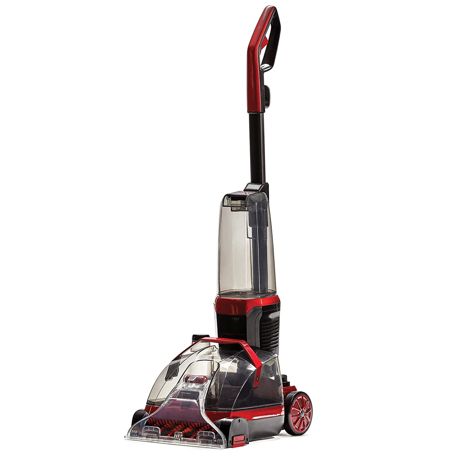 Rug Doctor Flexclean Machine Lightweight, Easy Maneuver Cleaner Uses One Solution For Both Carpet And Sealed Hard Floors Powerful Suction For Deep Clean, Routine Quick Dry by Rug Doctor