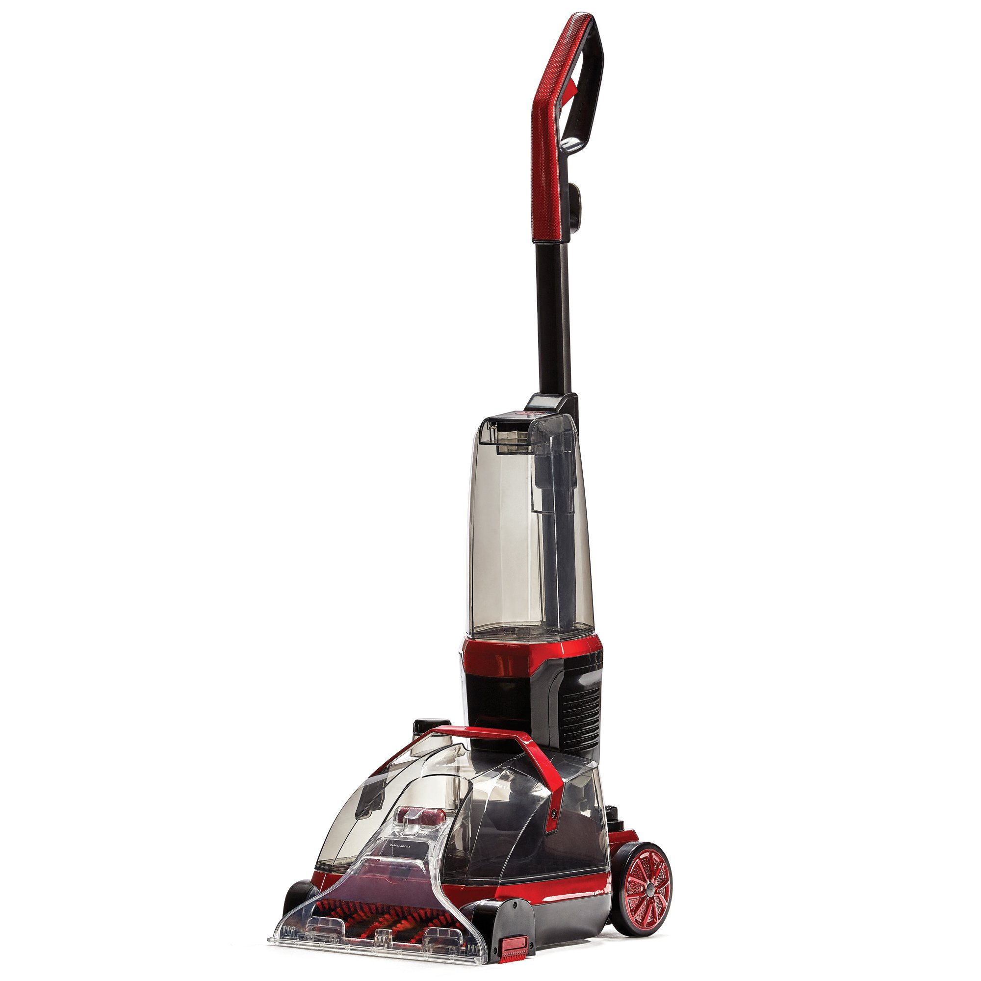 Rug Doctor Flexclean Machine Lightweight, Easy-Maneuver Cleaner Uses One Solution for Both Carpet and Sealed Hard Floors Powerful Suction for Deep Clean, Routine Quick Dry