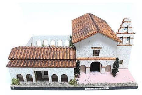 California Mission Model Kit San Juan Bautista