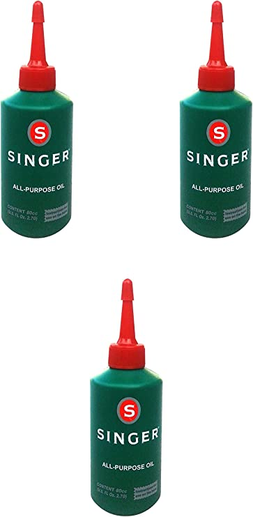 Aceite para máquina de coser Singer: Amazon.es: Hogar