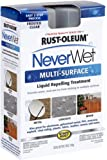 Rust-Oleum Neverwet multi-superficie repellente all' acqua liquido spray trattamento kit