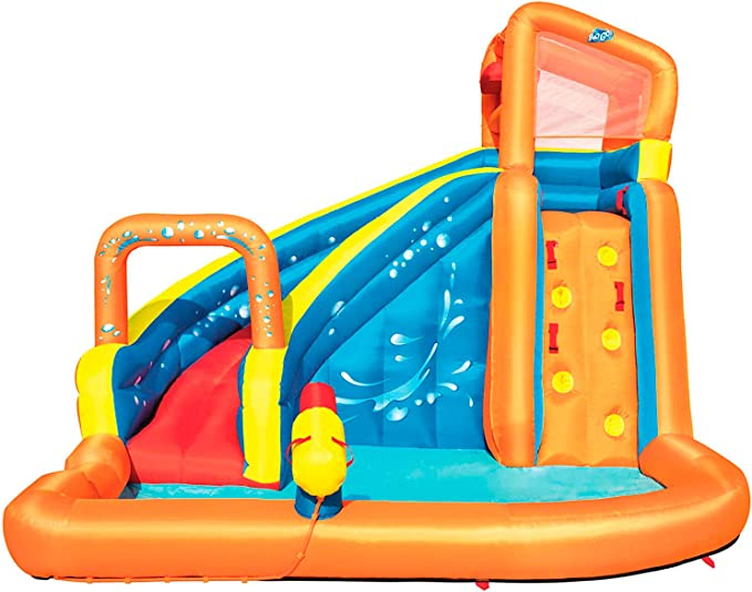 Bestway 53301 - Castillo Hinchable Acuático Turbo Splash Water ...