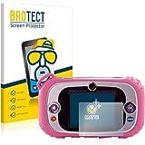 2x BROTECT Displayschutzfolie für Vtech Kidizoom Touch Schutzfolie - Entspiegelt, Anti-Fingerprint