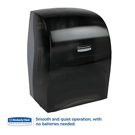 Kimberly-clarke 3600009996 - Dispensador de toallas y toalla de papel, 7.5 lbs, gris, 1: Amazon.es: Industria, empresas y ciencia