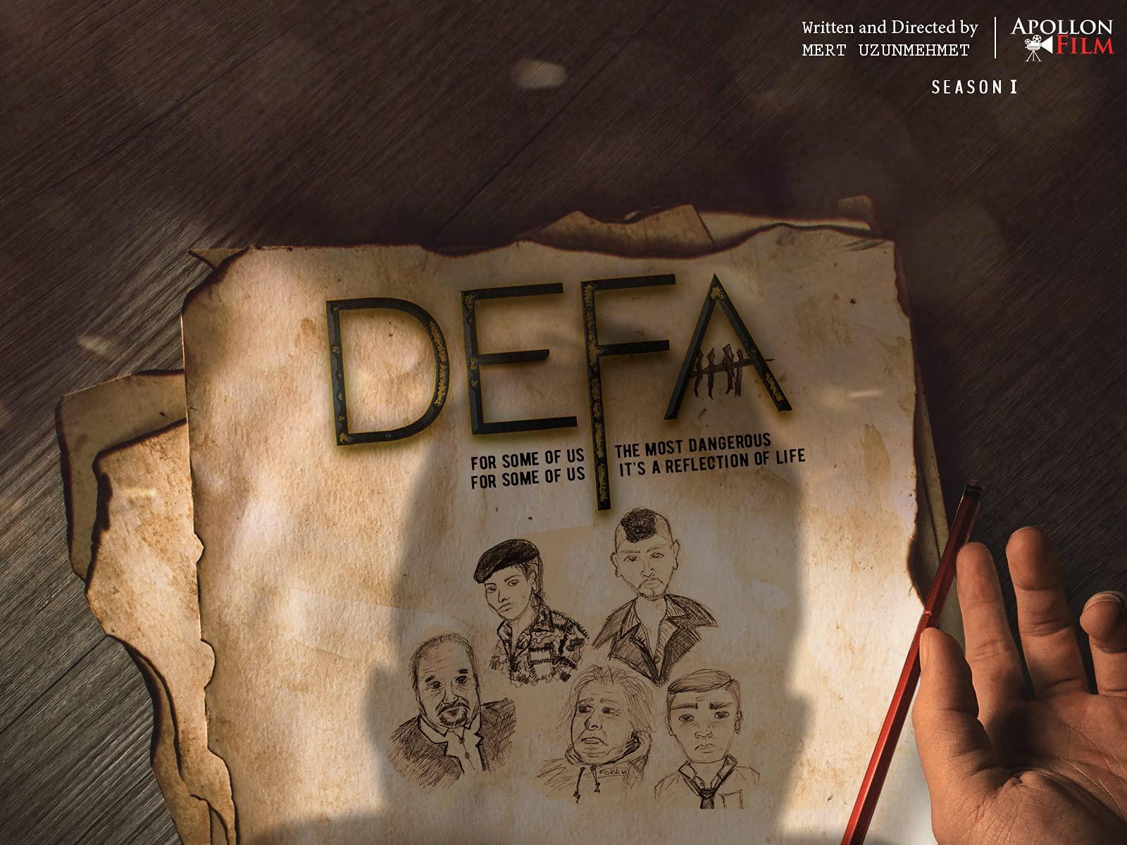 DEFA - Season 1