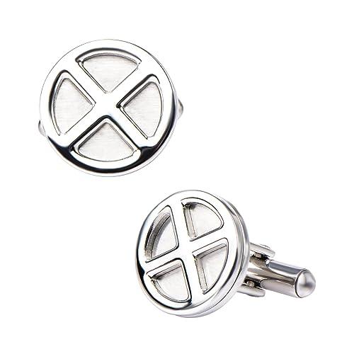 Amazon.com: Marvel X-Men Logo Gemelos: Jewelry