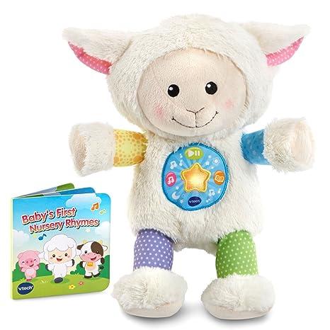 Amazoncom Vtech Storytime Rhymes Sheep Toys Games