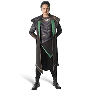 ... official marvel loki from thor 2 mens superhero fancy dress costume standard 38 ...  sc 1 st  Best Kids Costumes : loki costume kids  - Germanpascual.Com