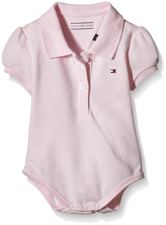 Tommy Hilfiger Baby Basic Polo Body S//S Bimba