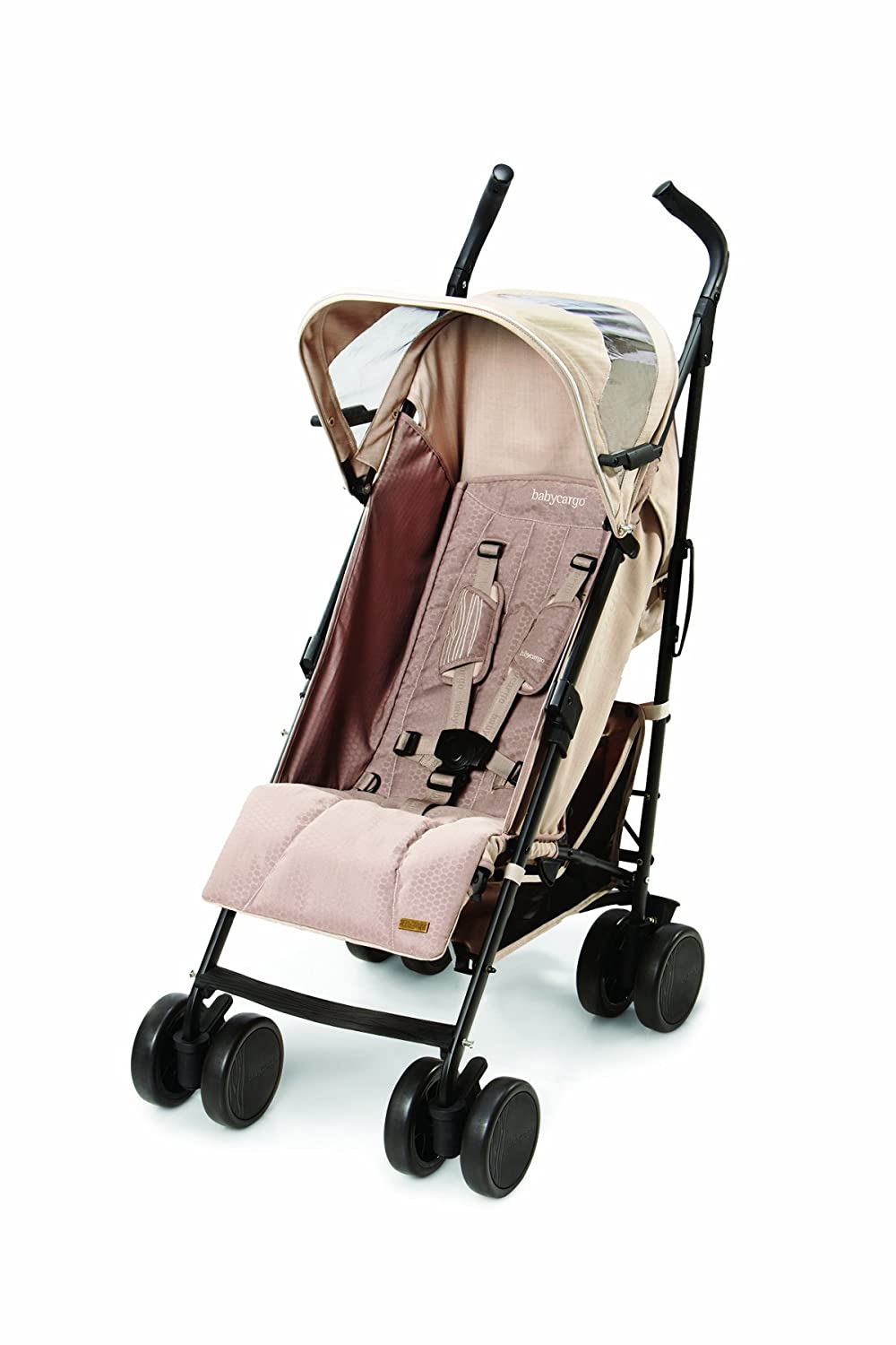 Baby Cargo 300 Series Lightweight Umbrella Stroller, Simply Taupe