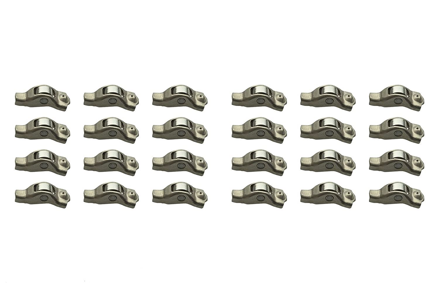Michigan Motorsports 24 Rocker Arms fits Ford Mustang F150 Racing 4.6L 5.4L 3V Engine Valve