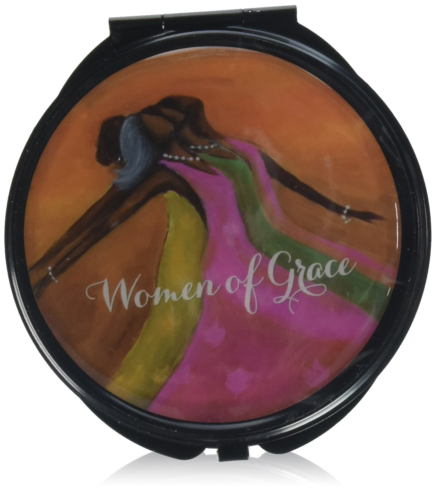 Shades of Color Pocket Mirror Case: Women of Grace, 0.15 lbs. (PMC102)