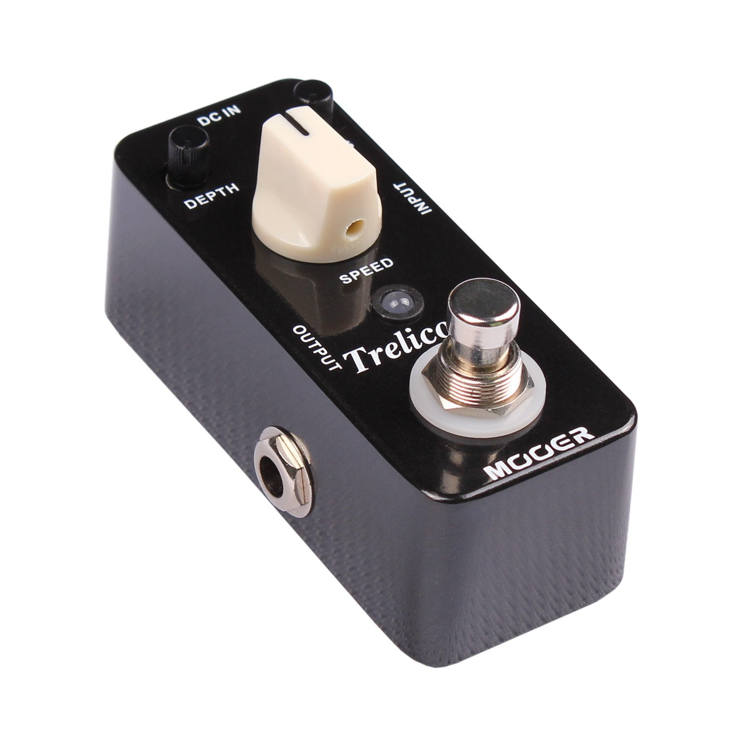 mooer trelicopter tremolo pedal musical instruments