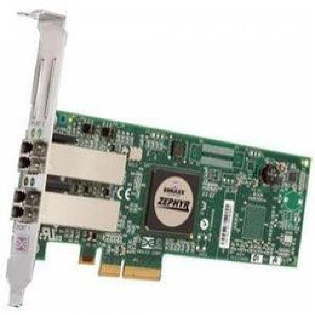 HP QLogic QLE2562-HP AJ764 8Gb Dual Port HBA Adapter 489191-001 W/SFP LP