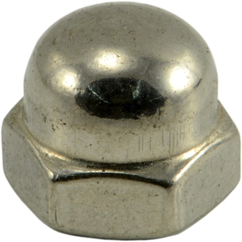 Hard-to-Find Fastener 014973177782 Acorn Nuts Piece-12 8-32