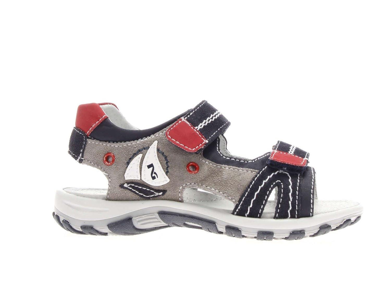 P623910M-200.Sandalo con strappo.Blu.20 Colorido n0VwVD6kax