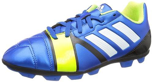 adidas Chaussures de Football garçon - Bleu - Blu (Blau (Blue Beauty F10/