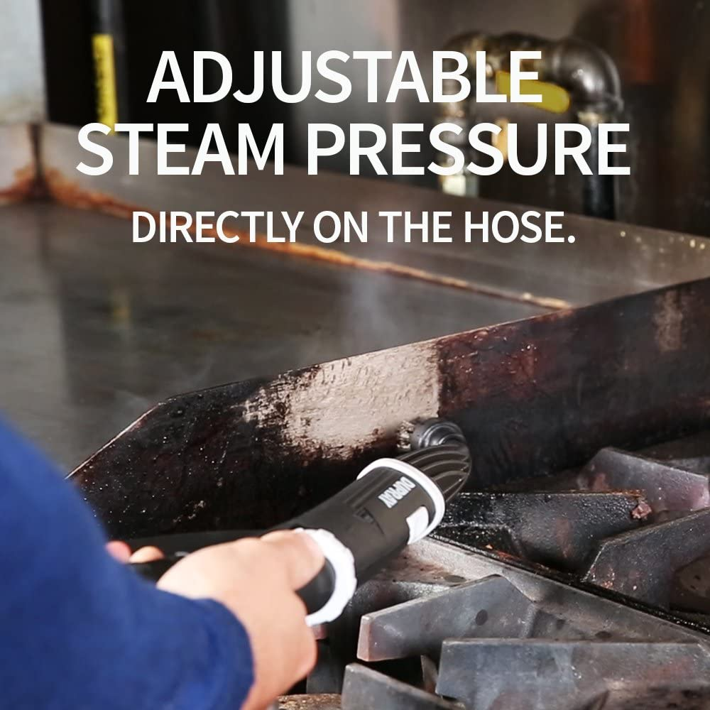 Office Auto Disinfection Dupray ONE Steam Cleaner Best for Home Grout and Tiles Kitchen
