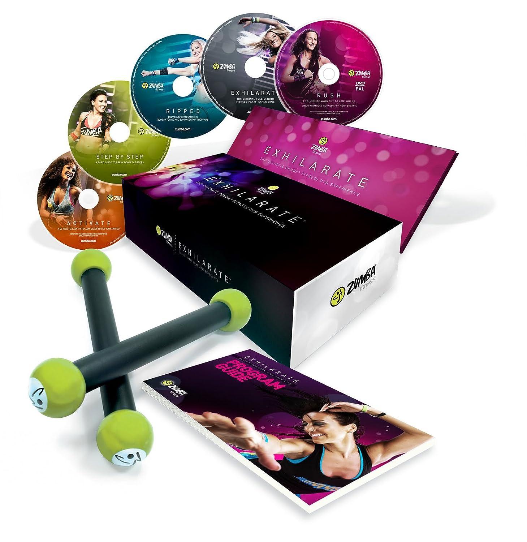 Zumba Fitness DVD Pack - Producto oficial Zumba España - Programa Nuevo