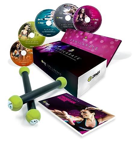 Zumba Fitness DVD Pack - Producto oficial Zumba España - Programa ...