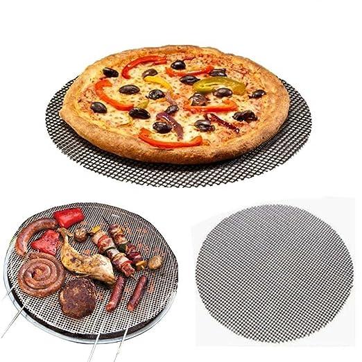 margueras 2pcs rejilla de horno antiadherente reutilizable para ...