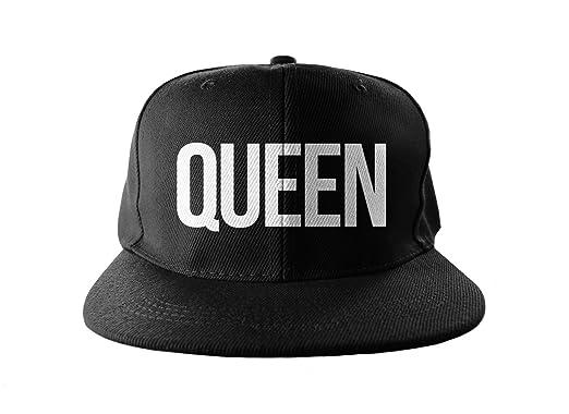 Queen Cool Swag Hip Hop impresión Snapback Sombrero Gorra Tapa ...