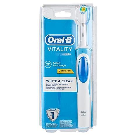Oral-B Vitality White   Clean - Cepillo eléctrico a783d7ac38f4