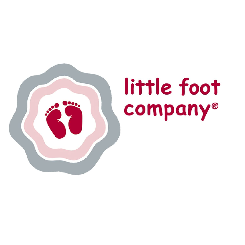 little foot company/® 11312 Krabbelschuhe Babyschuhe Lauflernschuhe mit Namensstickerei Elefant weiches Leder marine 16//17 ca 6-10 Monate