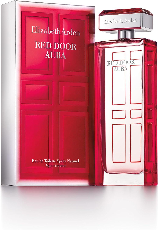 elizabeth arden red door aura perfume 100ml