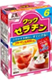 森永製菓 クックゼラチン 6袋入り (5g×6P) ×6箱