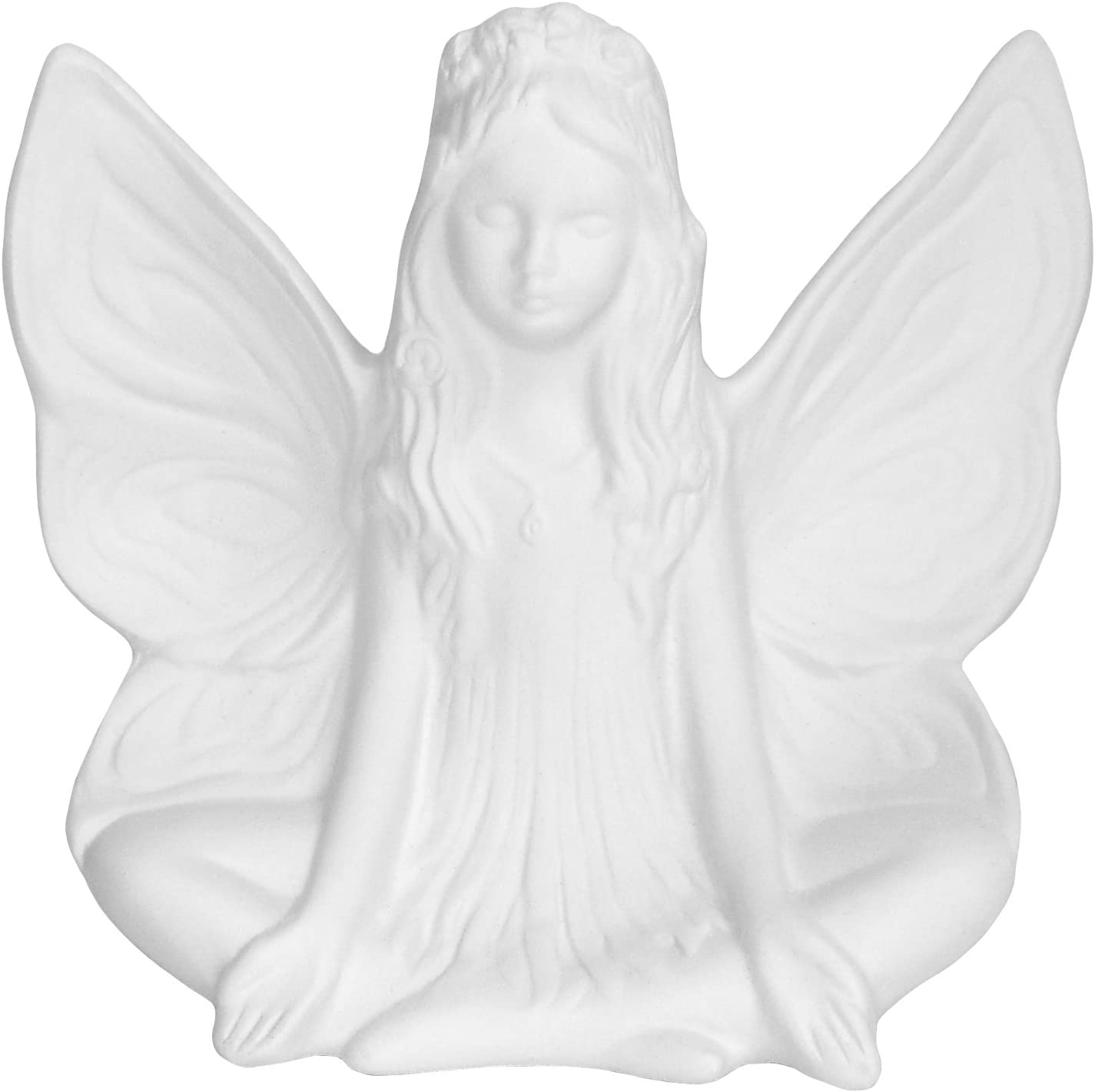 Stunning Detail Paint Your Own Mystical Ceramic Keepsake Mari The Magnificent Fairy