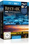Best of 4K - UHD Impressionen Volume 2 (UHD Stick in Real 4K + Blu-ray).Limited Edition