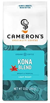 Cameron's 12 Ounces Blend Kona Coffee