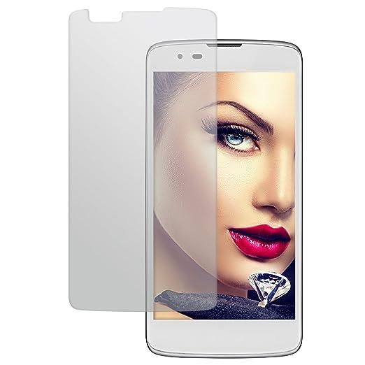 6 opinioni per Proteggi schermo in vetro temperato per LG K8 (K350N, 5.0'')- Pellicola