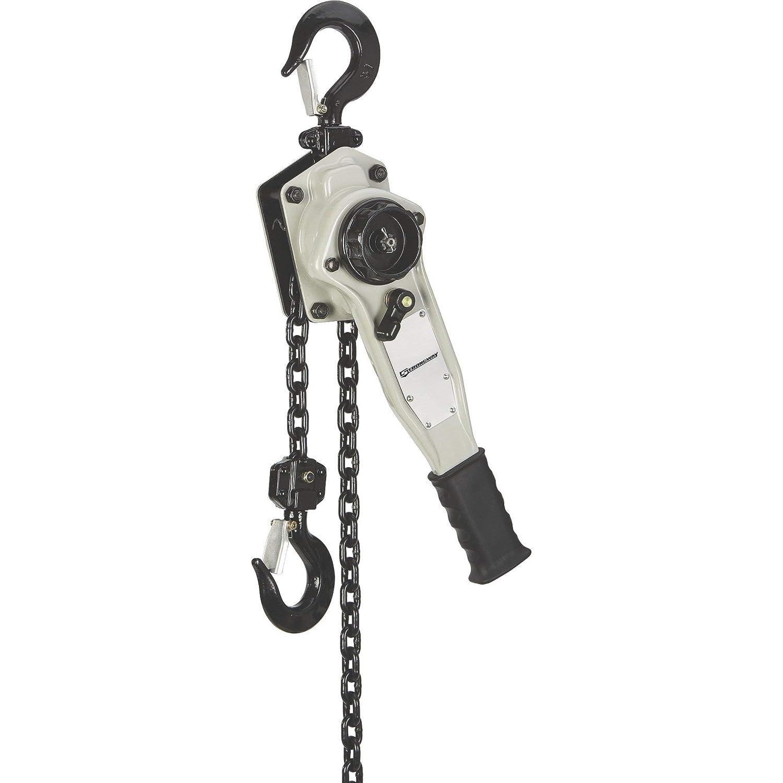 Lift 3300-Lb 5ft Capacity Strongway Heavy-Duty Manual Lever Chain Hoist
