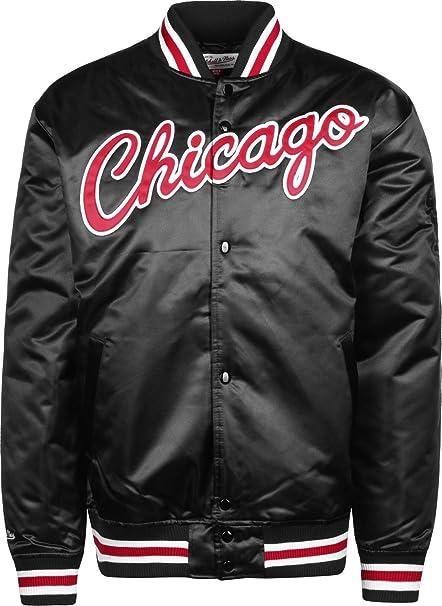 Mitchell & Ness Herren JackenCollege Jacke HWC Team Chicago Bulls