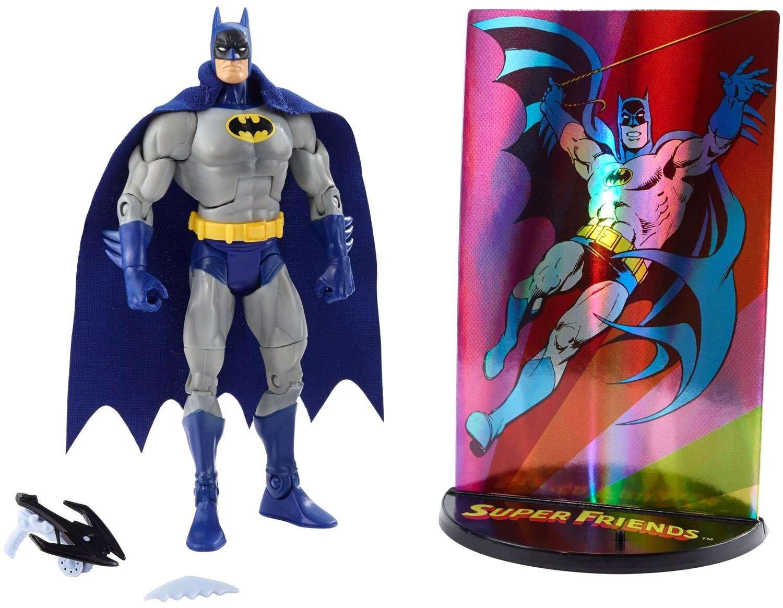 DC Comics Multiverse DC Superfriends Batman Exclusive Action Figure 6 Inches Mattel Toys